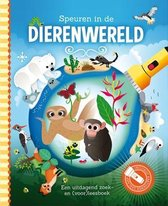 Speuren/zaklamp 15 -   Speuren in de dierenwereld