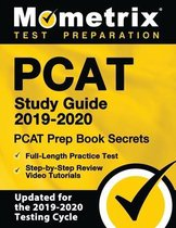 PCAT Study Guide 2019-2020 - PCAT Prep Book Secrets, Full-Length Practice Test, Step-By-Step Review Video Tutorials