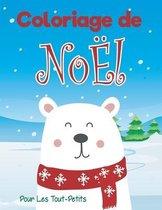Coloriage de Noel pour les tout petits