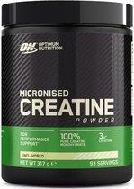 Optimum Nutrition - Creatine (Micronized) - 317 gram (88 doseringen)