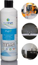 ProfiBright Zakelijk - Allesreiniger & Interieurreiniger Profi7 - Concentraat - Navul - Frisse geur - HACCP - Dierproefvrij - 500 ml
