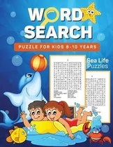 Word Search Puzzle for kids 8-10 years
