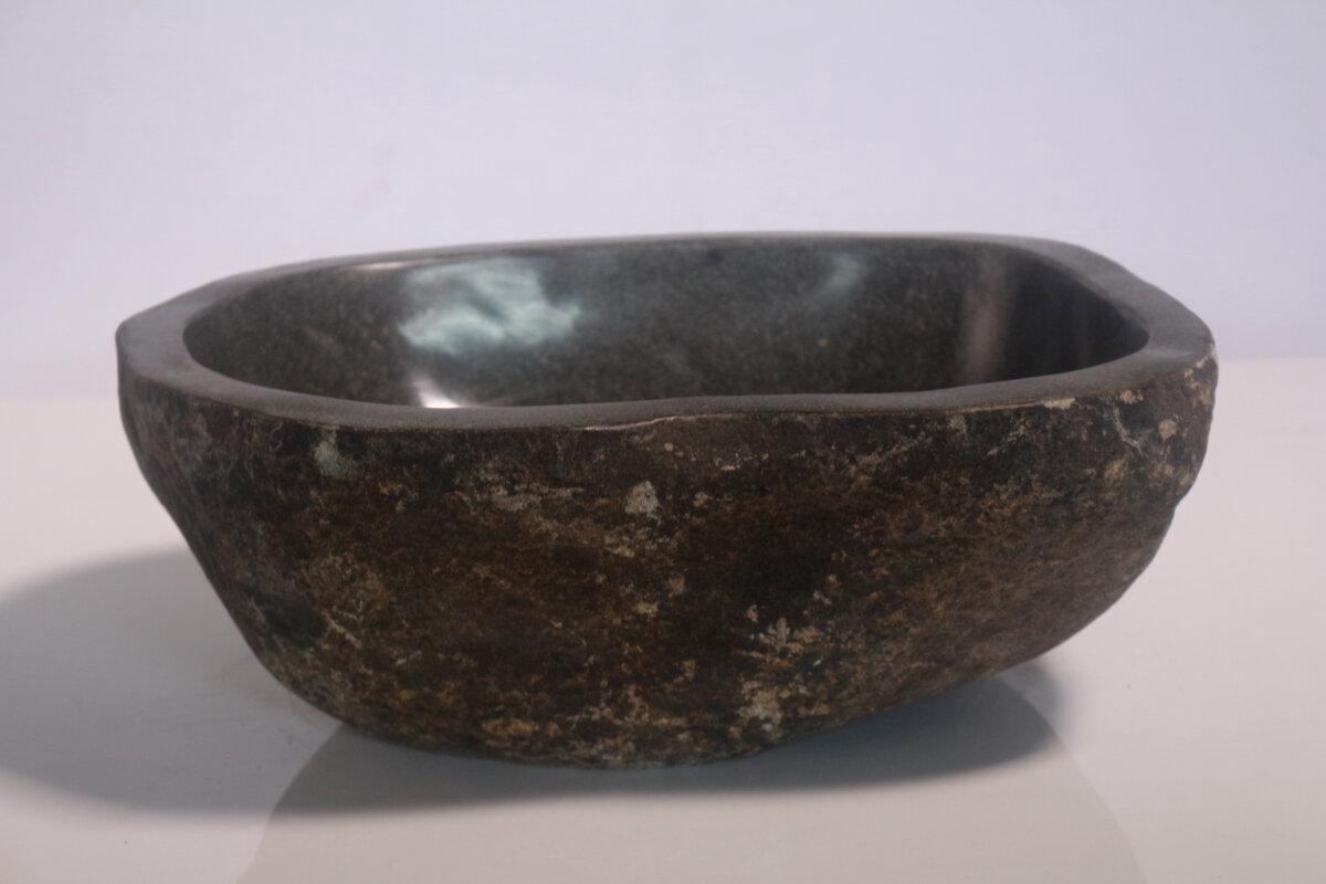 Natuurstenen waskom | DEVI-W20-111 | 32x36x15