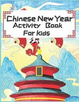 Chinese New Year Activity Book For Kids