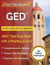 GED Study Guide 2021 All Subjects