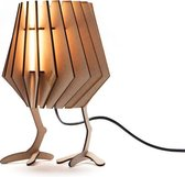 Chicken-spot table lamp