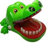 Krokodil met kiespijn - Bijtende krokodil spel - Krokodillen Tandenspel - Kinderspel - Drankspel - Reisspel