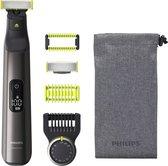 Philips OneBlade Pro Face + Body QP6550/30 - Trimmer, scheerapparaat en styler