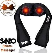 Sanbo - Elektrisch shiatsu Massage Kussen - Draadl