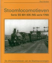 Stoomlocomotieven Serie SS 801 - 935 ( NS-Serie 1700 )