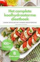 Het complete koolhydraatarme dieetboek