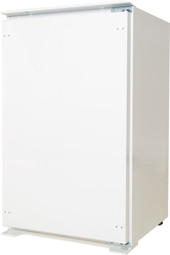 Koelkast: Exquisit EKS131-3-040F - Inbouw Koelkast - Wit, van het merk Exquisit
