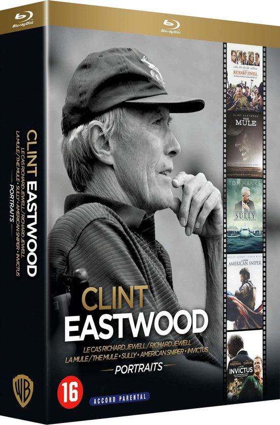 Clint Eastwood Portraits - 5 pack (Blu-ray)