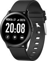 SmartWatch-Trends S19 Pro - Smartwatch - Dames en Heren - Zwart