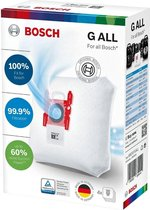 Bosch BBZ41FGALL - Stofzuigerzakken - 4 stuks