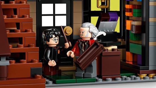 LEGO Harry Potter De Wegisweg - 75978