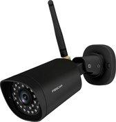 Foscam FI9912P - Full HD 2MP IP Camera - Zwart