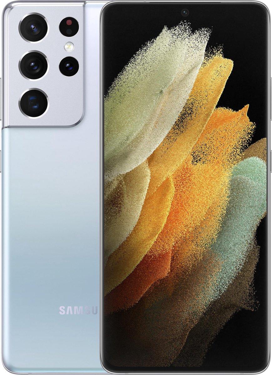 Samsung Galaxy S21 Ultra – 5G – 128GB – Phantom Silver