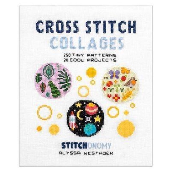 Cross Stitch Collages