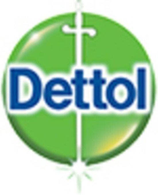 Dettol Magic Foam Navulling Vanille - Voordeelverpakking - 6 x 200 ml