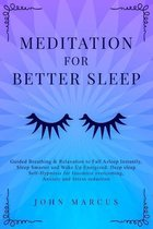 Meditation for Better Sleep
