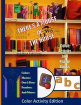 A Mouse In The House Color Activity Edition