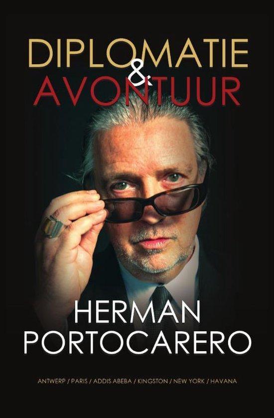 Cover van het boek 'Diplomatie en avontuur'
