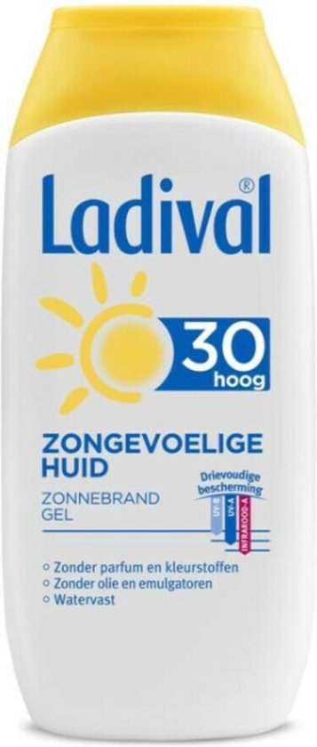 Ladival Zonnebrand lotion - Zongevoelige Huid - SPF 30