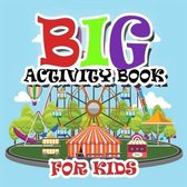 Big Activity Books for Kids