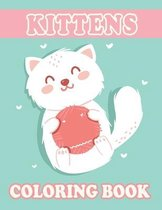 Kittens Coloring Book