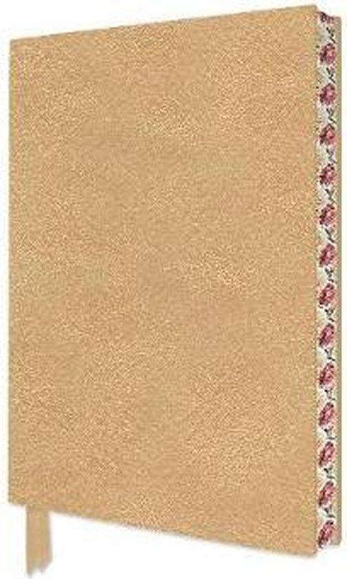 Gold Artisan Notebook (Flame Tree Journals)