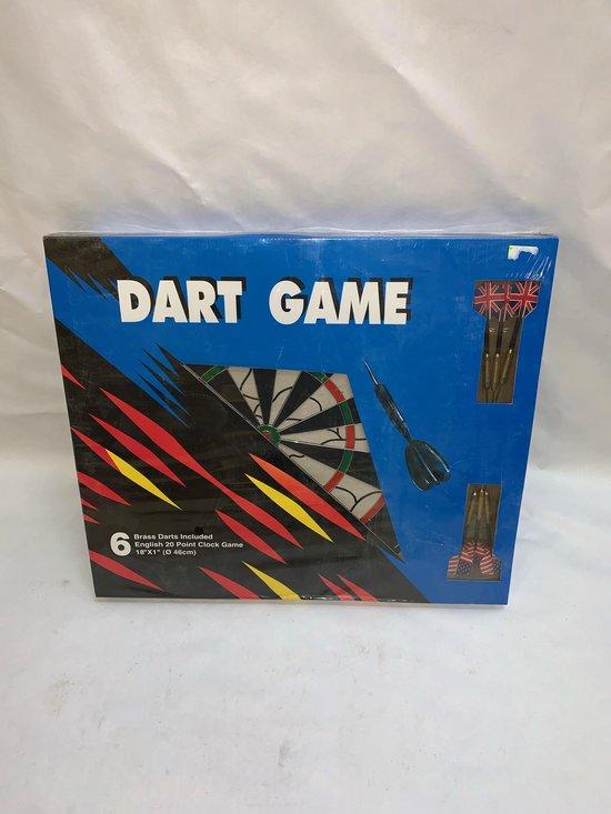 Afbeelding van het spel Dart bord met pijlen (starterset)
