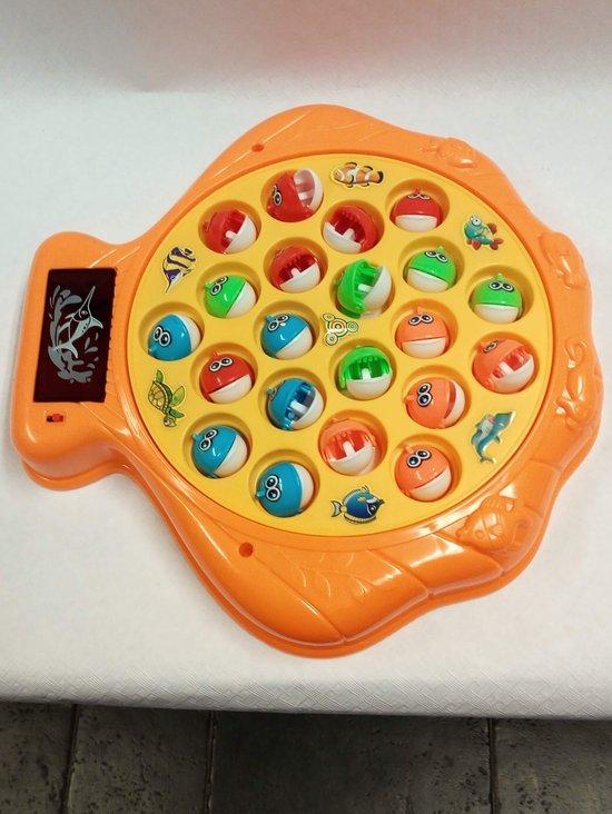 Thumbnail van een extra afbeelding van het spel super hengelspel met leuke liedjes en 4 hengels