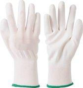 Werkhandschoen, Handschoen, 1 paar, maat L, wit