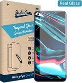 Realme 7 Pro screenprotector - Gehard glas - Transparant - Just in Case