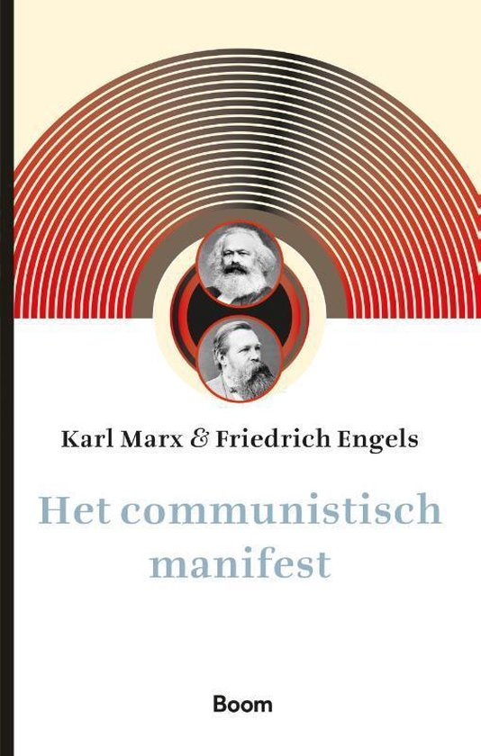 Boek cover Het communistisch manifest van Karl Marx (Paperback)