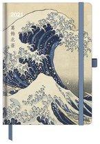 Hokusai 2021 - Buchkalender