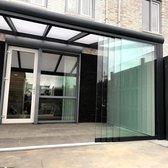 glazenschuifwand verandabrabant® sliding doors veranda schuifdeur