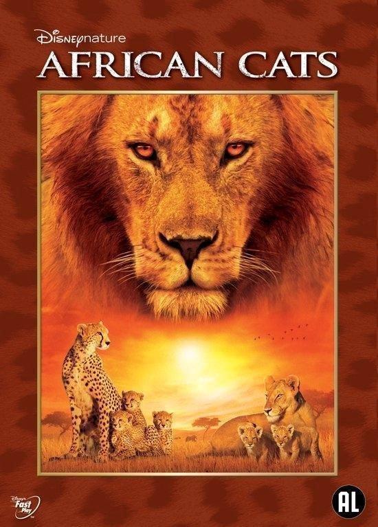 Cover van de film 'African Cats'