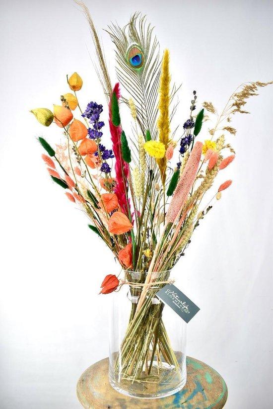 Droogbloemen boeket 70 cm| Autumn vibes | Dried Flowers | Gedroogde bloemen