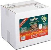 Fire-Up aanmaakblokjes voordeelbox 616 stuks !! Milieuvriendelijk CO2 Neutraal
