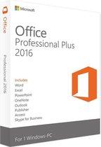 Office 2016 Professional Plus  Licentie op een com
