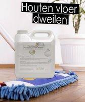 Houten vloer reiniger 100% concentraat wordt gebruikt voor het beschermen tegen diverse agressies en eenvoudig onderhoud van verzegeld parket en houten vloeren. duurzame bescherming en uitstekende hechting. Gemakkelijke bijwerking beschadigde delen.