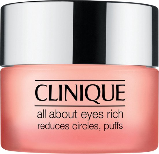 Clinique All About Eyes Rich Oogcrème - 15 ml