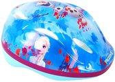 Disney Frozen 2 Fietshelm - Kinderhelm - Meisjes - Blauw - 51-55 cm