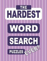 The HARDEST Word Search Puzzles Ever?