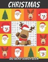 Christmas Big Word Search Book