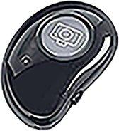 Bluetooth remote shutter – afstandsbediening voor smartphone camera – ZWART