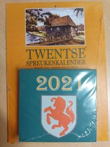 Twentse spreukenkalender 2021 / scheurkalender