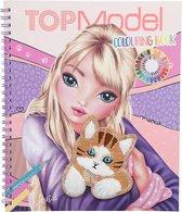Top Model - Colouring Book - Cat (0411450)